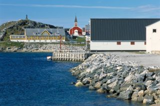 Nuuk old harbour